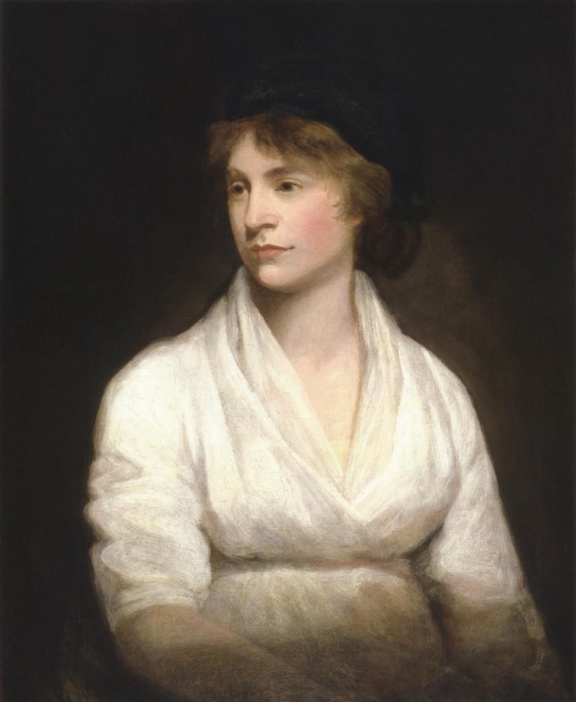 Mary Wollstonecraft nõudis juba 18. sajandil meestele ja naistele võrdseid õigusi.